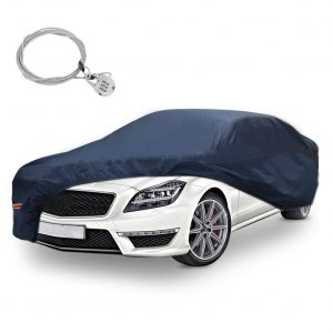 YITAMOTOR Water Resistant Seamless Universal Fit Car Cover