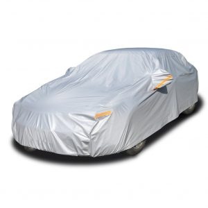 Kayme Four Layers All Weather Car Covers