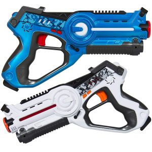 BCP Kids Interactive Blaster Tag Set, 2 Pack