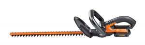 Worx WG255.1 PowerShare Cordless Electric Hedge Trimmer