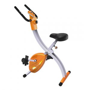 Fitleader Desksice Wellness Foldable Exercise Bike Indoor Bike