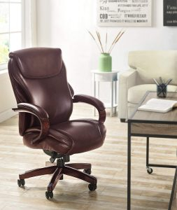 La Z Boy Hyland Leather Executive Bonded Office Chair