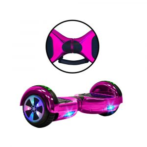 UL2272 Certified Hoverboard with Bluetooth Speaker