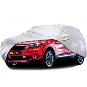 BLIIFUU Waterproof Car Cover