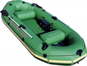 HydroForce Voyager Inflatable Raft