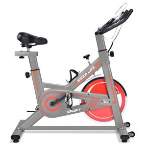 IDEER LIFE Indoor Home Cardio Exercise Bike Cycling Bike
