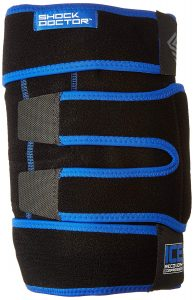 Shock Doctor ICE Pack Recovery Compression Knee