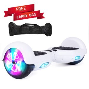 Sea Eagle Hoverboard with Wheels LED Lights