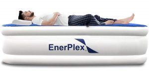 EnerPlex Never Leak Luxury Queen Size Air Mattress