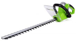 Greenworks 4-Amp 22-Inch Corded Hedge Trimmer 2200102