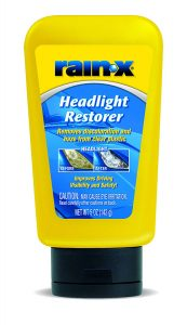 Rain-X 800001810 Headlight Restorer