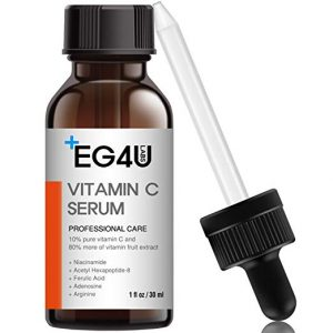 Eg4u Vitamin C Serum Anti-Aging PRO Natural Korean Skin