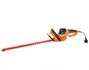 GARCARE 4.8-Amp 24 inch Dual Cutting Laser Corded Hedge Trimmer