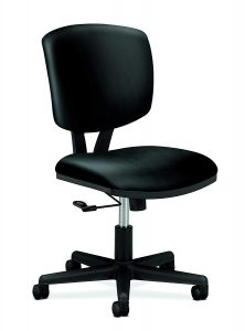 HON Volt Task Chair H5701 Leather Computer Chair