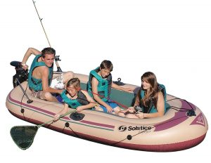 Swimline Voyager 6-Person Boat