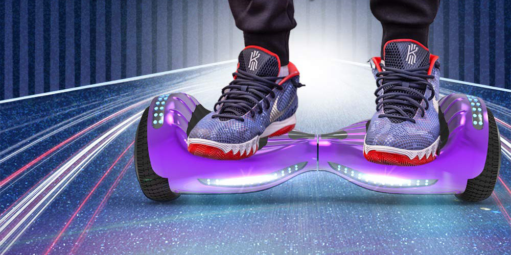 Bluetooth Hoverboards with Led Lights - Buythe10.com