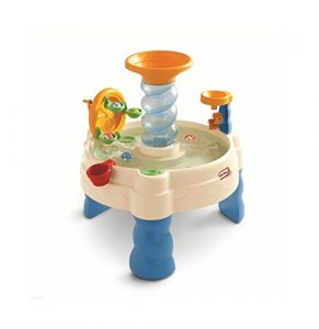 Little Tikes Seas Waterpark Spiralin' Play Table