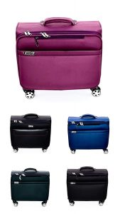 4 Wheel Drive- Laptop Rolling Trolley, Business Catalog Case