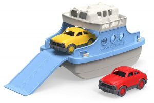Green Toys- Ferry Boat with Mini Cars