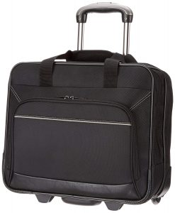 AmazonBasics - Rolling Laptop Case