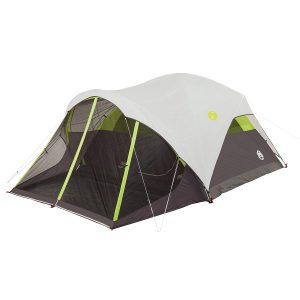 Coleman - Dome Tent with Screen Room