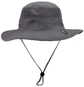 Camo Coll Outdoor Boonie Hat UPF 50+ Summer Sun Caps