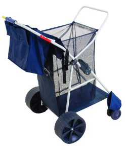 RIO Gear Brands Deluxe Beach Cart