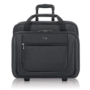 SOLO - Bryant- 17.3 Inches Rolling Laptop Case