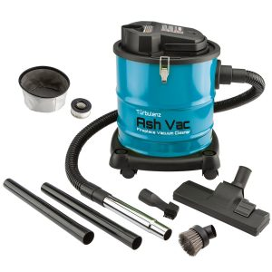 Turbulenz Stove and Grill Ash Vacuum