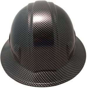 Texas American Safety Company- Hard Hat Carbon Fiber
