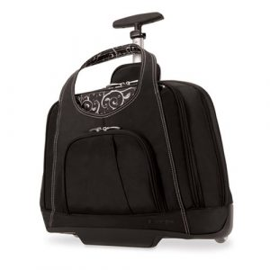 Kensington Contour Balance Notebook Roller Bag