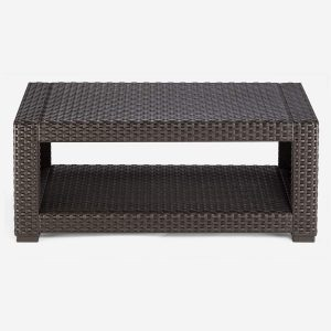 Pamapic Outdoor All Weather Coffee Table