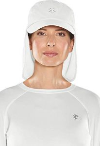 Coolibar Unisex UPF 50+ All Sport Hat