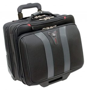 Wenger - Swissgear Granada Rolling Case for 17-Inch Notebooks