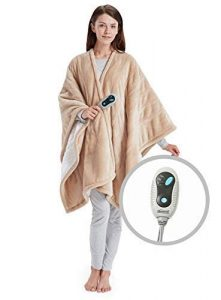 Beautyrest- Electric Heated Throw Blanket