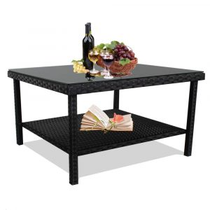 LEAPTIME Patio Side Table