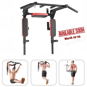 BAR2FIT QUALITY SPORTS EQUIPMENT Wall Mounted Pull-Up Bar
