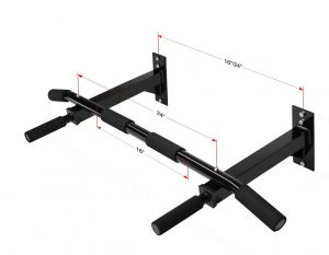 Iron Core Athletics Wall mount- Pull Up Bar