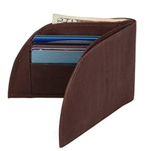 Rogue Industries Classic Genuine Top Grain Leather Front Pocket Wallet