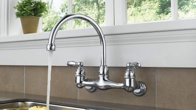 Photo of Top 10 Best Wall Mount Kitchen Faucets in 2020 – Reviews
