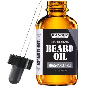 Leven Rose Beard Oil and Leave In Conditioner