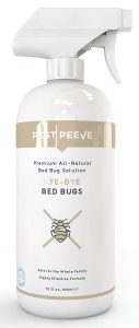 Pest Peeve - Bed Bugs Killer Spray
