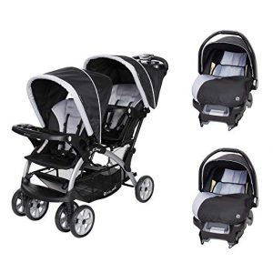 Baby Trend Sit N Stand Car Seats Tandem Stroller