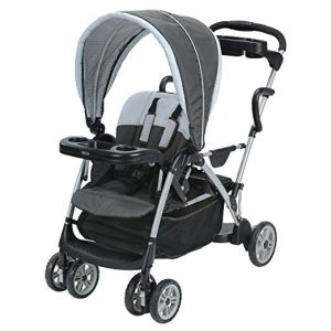 Graco Room 2 Click Connect Stand and Ride Stroller