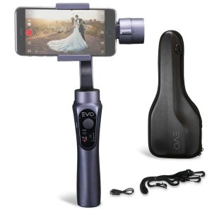 EVO Gimbals Shift 3 Axis Handheld Gimbal for iPhone & Android