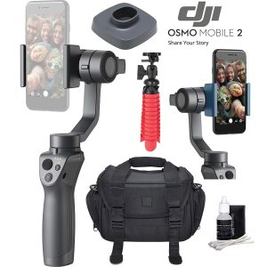 DJI Osmo 2 Handheld Smartphone Gimbal Stabilizer Videography Kit