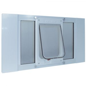 Ideal Pet Products- Sash Window Pet Door