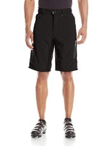 ZOIC Men's Ether Cycling Short and Essential Liner
