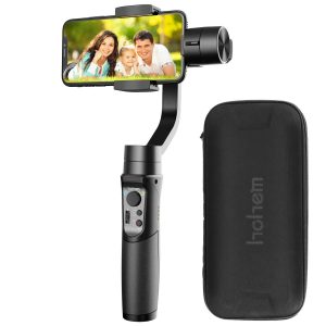 Hohem Smartphone 3-Axis Stabilizer Handheld Time Lapse Expert Gimbal