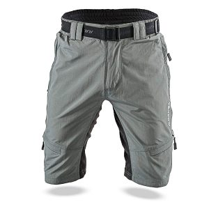 SILVINI Men's Shorts with 6 Pockets for Cycling and Outdoor Activities